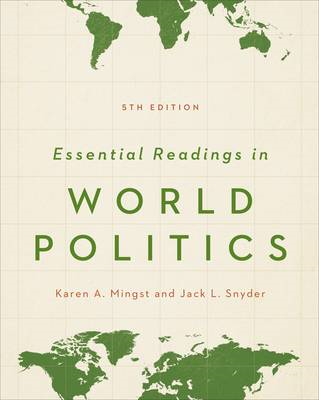 Essential Readings in World Politics (BOK)