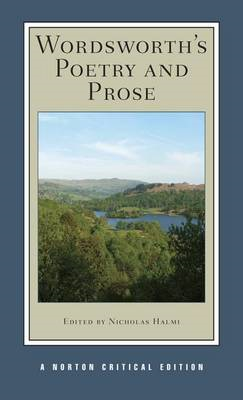 Wordsworth's Poetry and Prose (BOK)