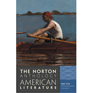Norton Anthology of American Literature (BOK)