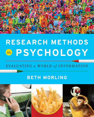 Research Methods in Psychology: Evaluating a World of Information (BOK)