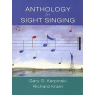 Anthology for Sight Singing (BOK)