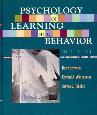 Psychology of Learning and Behaviour (BOK)