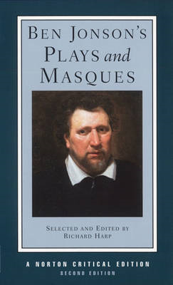 Ben Jonson's Plays and Masques (BOK)
