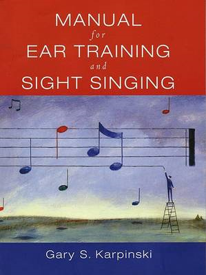 Manual for Ear Training and Sight Singing (BOK)
