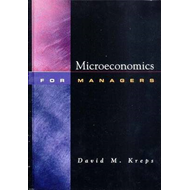 Microeconomics for Managers (BOK)