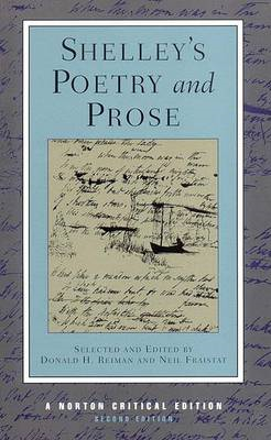Shelley's Poetry and Prose (BOK)