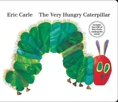 Very Hungry Caterpillar (BOK)