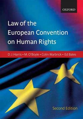 Harris, O'Boyle and Warbrick: Law of the European Convention on Human Rights (BOK)
