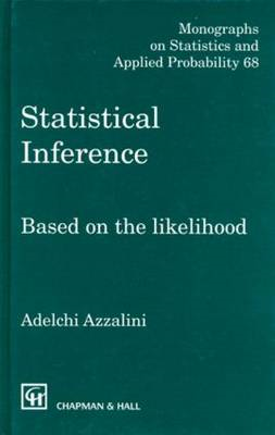 Statistical Inference Based on the likelihood (BOK)