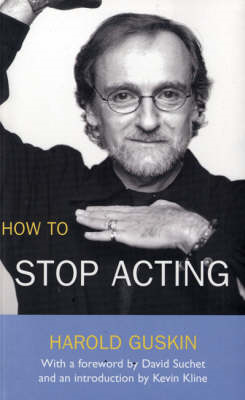 How to Stop Acting (BOK)