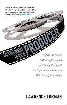 So You Want to be a Producer (BOK)