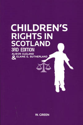Children's Rights in Scotland (BOK)