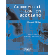 Commercial Law in Scotland (BOK)
