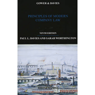 Gower & Davies: Principles of Modern Company Law (BOK)