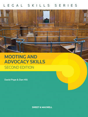 Mooting and Advocacy Skills (BOK)