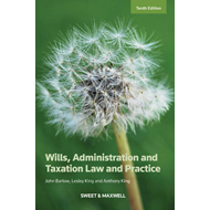 Wills, Administration and Taxation Law and Practice (BOK)