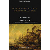 Schmitthoff: The Law and Practice of International Trade (BOK)