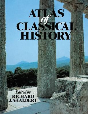 Atlas of Classical History (BOK)