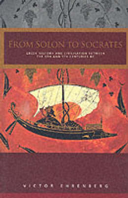 From Solon to Socrates (BOK)