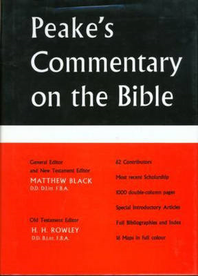 Commentary on the Bible (BOK)