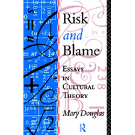 Risk and Blame: Essays in Cultural Theory (BOK)