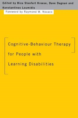 Cognitive-behaviour Therapy for People with Learning Disabilities (BOK)