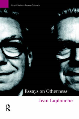 Essays on Otherness (BOK)