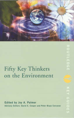 Fifty Key Thinkers on the Environment (BOK)