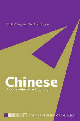 Chinese: a Comprehensive Grammar (BOK)