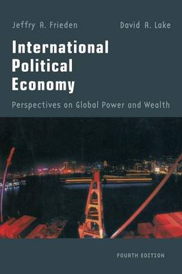 International Political Economy: Perspectives on Global Power and Wealth (BOK)