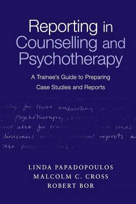 Reporting in Counselling and Psychotherapy (BOK)