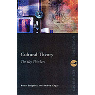 Cultural Theory: The Key Thinkers (BOK)