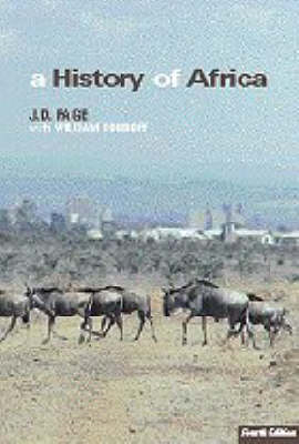 A History of Africa (BOK)