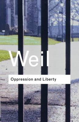 Oppression and Liberty (BOK)
