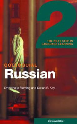 Colloquial Russian 2 (BOK)