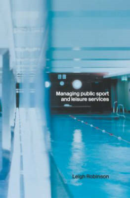 Managing Public Leisure Services (BOK)