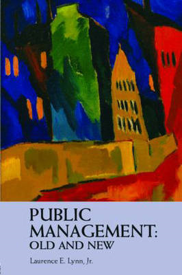 Public Management: Old and New (BOK)