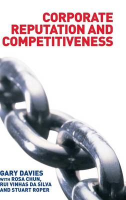 Corporate Reputation and Competitiveness (BOK)