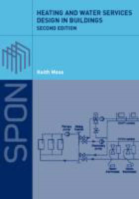 Heating and Water Services Design in Buildings (BOK)