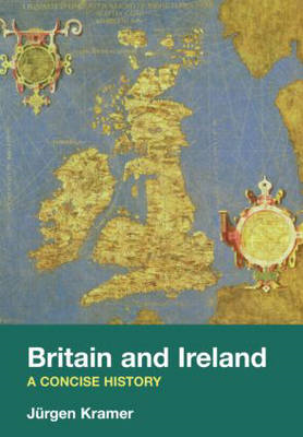Britain and Ireland: A Concise History (BOK)