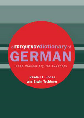 Frequency Dictionary of German (BOK)