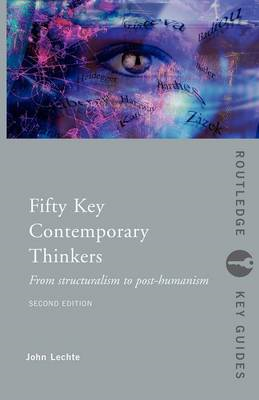 Fifty Key Contemporary Thinkers (BOK)