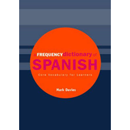 Frequency Dictionary of Spanish (BOK)