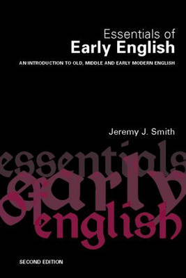 Essentials of Early English (BOK)