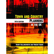 Town and Country Planning in the UK (BOK)