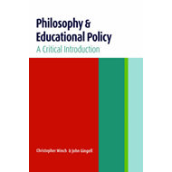 Philosophy and Educational Policy: A Critical Introduction (BOK)