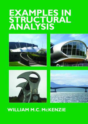 Examples in Structural Analysis (BOK)
