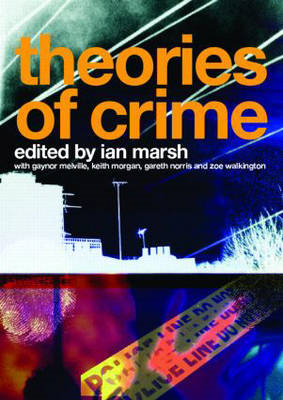Theories of Crime (BOK)