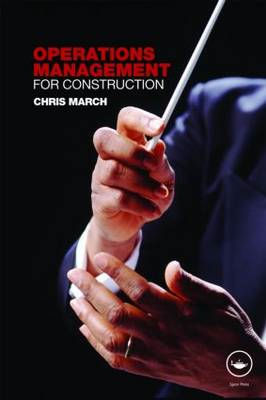 Operations Management for Construction (BOK)