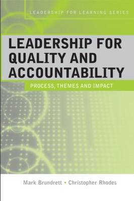 Leadership for Quality and Accountability in Education (BOK)